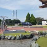 キヤッセ羽生公園 広場