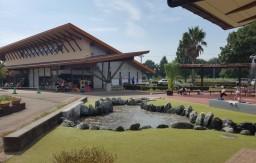 キヤッセ羽生公園 池