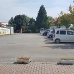 キヤッセ羽生公園 駐車場