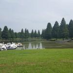加須はなさき公園 水辺