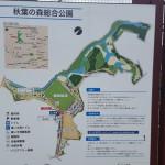 秋葉の森綜合公園 地図