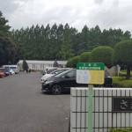 さぎ山記念公園 駐車場