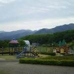 曽根丘陵公園遊具広場