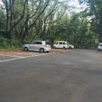 信玄堤駐車場
