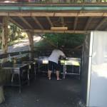 芦川オートキャンプ場水場