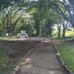 信玄堤遊歩道