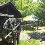 大武川河川公園フレンドパークむかわ水車