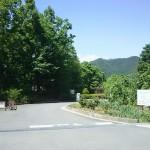 大武川河川公園フレンドパークむかわ入口