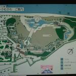 大武川河川公園フレンドパークむかわ見取図
