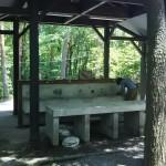 白州・白尾の森名水公園ベルガキャンプ場水場