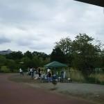 双葉水辺公園BBQ場