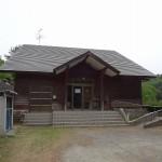 堂の山青少年キャンプ場管理棟