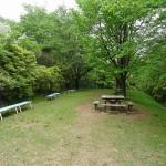 堂の山青少年キャンプ場公園内