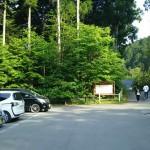 北伊奈ヶ湖水辺公園駐車場