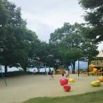 山梨県笛吹川フルーツ公園遊具公園