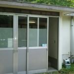 芦沢コテージ男性用トイレ