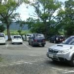 みさきキャンプ場駐車場