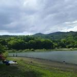 みさきキャンプ場湖畔