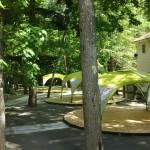 自然暮らし体験村清水国明の森と湖の楽園森のキャンプ場