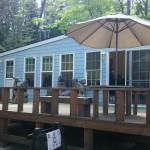 自然暮らし体験村清水国明の森と湖の楽園管理棟